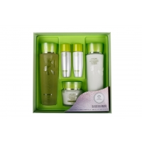 [3W CLINIC] АЛОЭ/НАБОР для лица Aloe Full Water Activating Skin 3 Kit Set